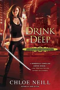 Picture of a book: Drink Deep