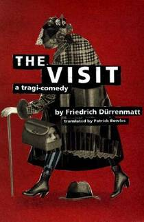 Picture of a book: The Visit