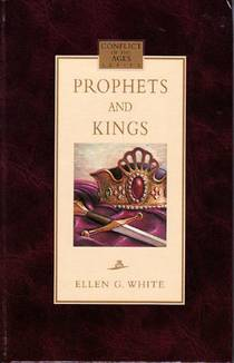 Picture of a book: Prophets and Kings (Conflict of the Ages Series)