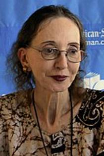 Picture of an author: Joyce Carol Oates