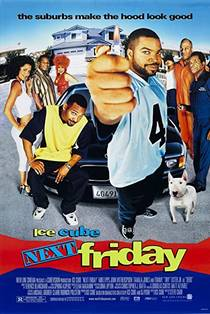Picture of a movie: Next Friday