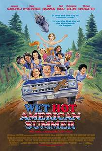 Picture of a movie: Wet Hot American Summer