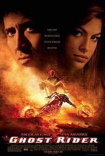 Picture of a movie: Ghost Rider