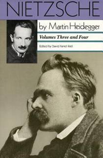 Picture of a book: Nietzsche, Volumes 3&4: The Will to Power as Knowledge and as Metaphysics & Nihilism