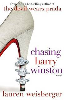 Picture of a book: Chasing Harry Winston