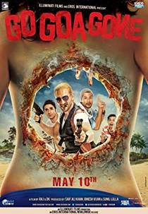 Picture of a movie: Go Goa Gone