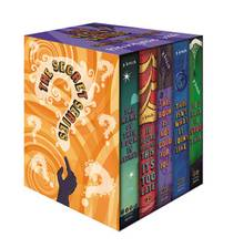 Picture of a book: The Secret Series Complete Collection