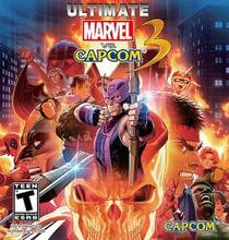 Picture of a game: Ultimate Marvel Vs. Capcom 3