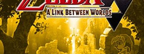Image of The Legend Of Zelda: A Link Between Worlds