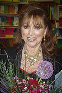 Picture of an author: Jackie Collins