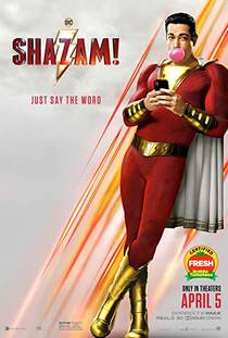 Picture of a movie: Shazam!