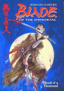 Picture of a book: Blade of the Immortal, Volume 1: Blood of a Thousand