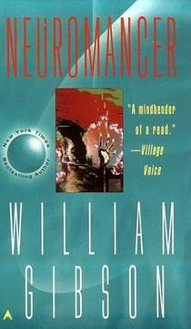 Picture of a book: Neuromancer