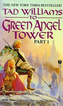 Picture of a book: To Green Angel Tower, Part 1