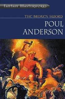 Picture of a book: The Broken Sword