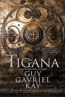 Picture of a book: Tigana