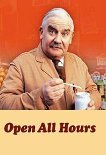 Picture of a TV show: Open All Hours
