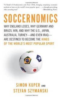 Picture of a book: Soccernomics