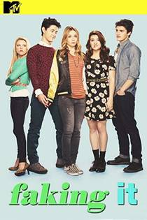 Picture of a TV show: Faking It