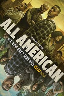 Picture of a TV show: All American
