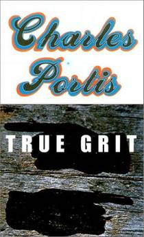 Picture of a book: True Grit