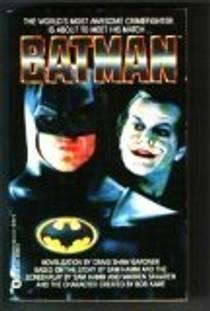 Picture of a book: Batman