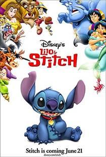 Picture of a movie: Lilo & Stitch