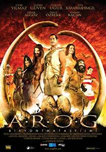 Picture of a movie: A.R.O.G