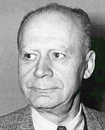 Picture of an author: Lucian Blaga