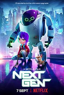 Picture of a movie: Next Gen