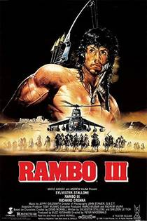 Picture of a movie: Rambo III