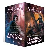 Picture of a book: Mistborn Trilogy Boxed Set