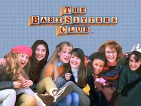 Picture of a TV show: The Baby-Sitters Club