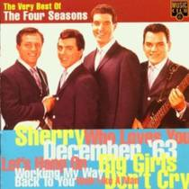 Picture of a band or musician: The Four Seasons