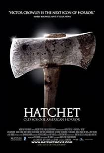 Picture of a movie: Hatchet