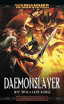 Picture of a book: Daemonslayer