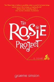 Picture of a book: The Rosie Project