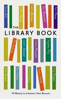 Picture of a book: The Library Book