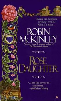 Picture of a book: Rose Daughter