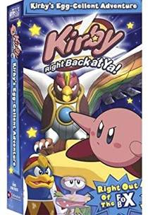 Picture of a TV show: Kirby: Right Back At Ya!
