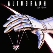 Picture of a band or musician: Autograph