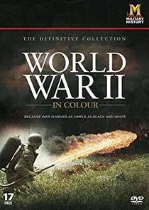 Picture of a TV show: World War II In Colour