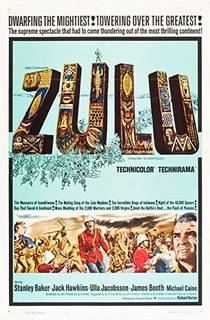 Picture of a movie: Zulu