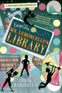 Picture of a book: Escape From Mr. Lemoncello's Library