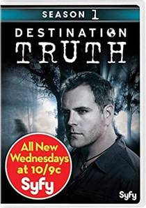Picture of a TV show: Destination Truth