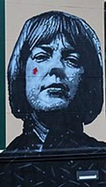 Picture of an author: Ingeborg Bachmann