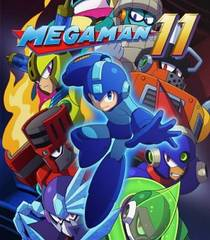 Picture of a game: Mega Man 11