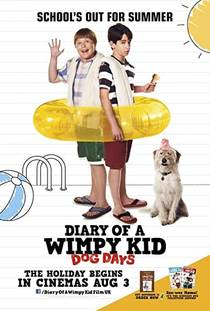 Picture of a movie: Diary Of A Wimpy Kid: Dog Days