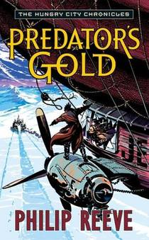 Picture of a book: Predator's Gold