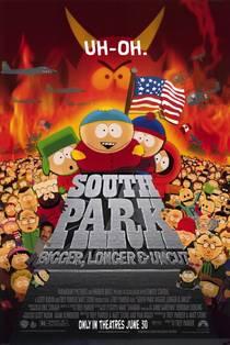 Picture of a movie: South Park: Bigger, Longer & Uncut